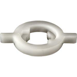 DISC - FRONT DOOR GLASS NYLON BUSHING - CHRYSLER