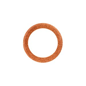 8MM COPPER WASHER 8.2MM I.D. 11.8MM O.D.