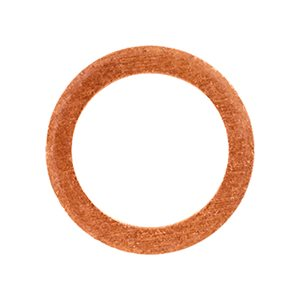 14MM COPPER WASHER 14.2MM I.D. 17.8MM O.D.