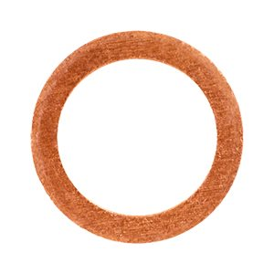 14MM COPPER WASHER 14.2MM I.D. 19.8MM O.D.