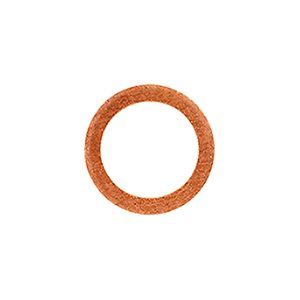 COPPER WASHER 1/4 I.D. 7/16 O.D. 1/32 THICK