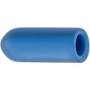 VINYL VACUUM CAP BLUE FOR 3/16 DIA.TUBE