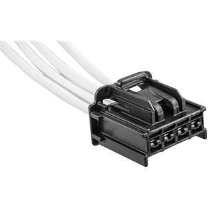 GM & HUMMER STOP LAMP SWITCH HARNESS CONNECTOR