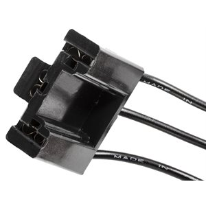FORD, CHRYSLER & AMC DIMMER SWITCH HARNESS CONNECTOR