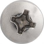 6X16MM PH PAN MS-STAINLESS STEEL